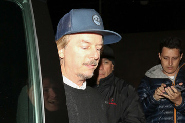 David Spade David Spade At Craig's In West Hollywood