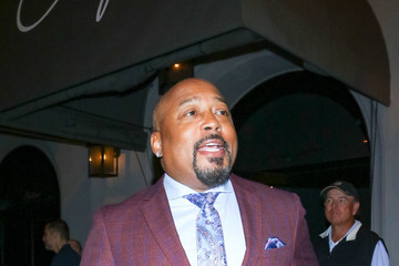 Daymond John Daymond John Seen In Los Angeles