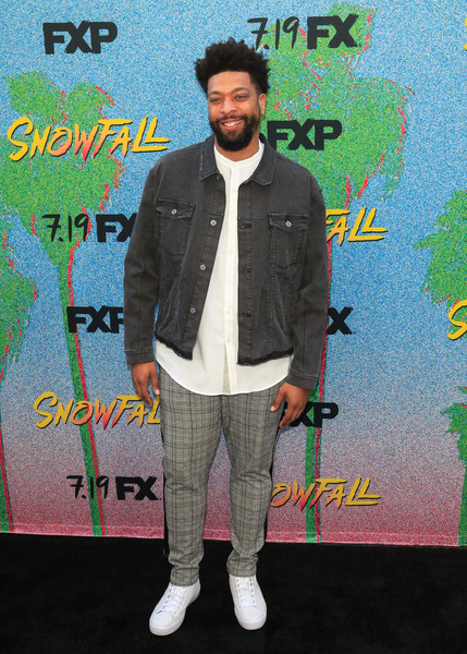 Premiere Of FX's 'Snowfall' Season 2