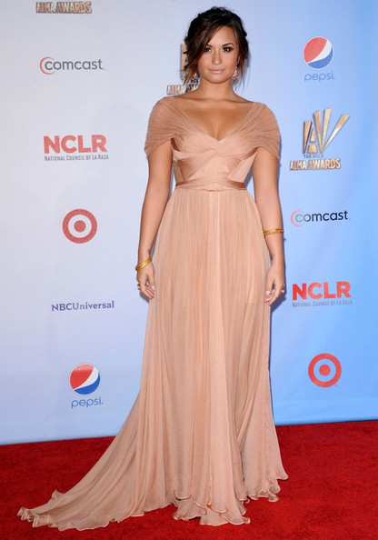 Demi Lovato - 2011 NCLR ALMA Awards