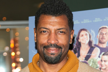 Deon Cole Emily Althaus, Stephanie Simbari Attend Premiere of IFC's 'The Female Brain'