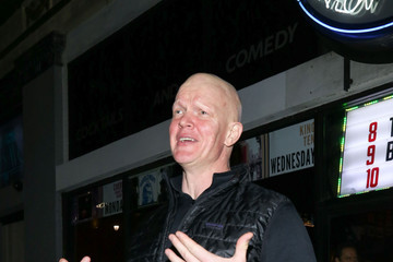 Derek Mears Derek Mears Is Seen Outside IO West Comedy Club