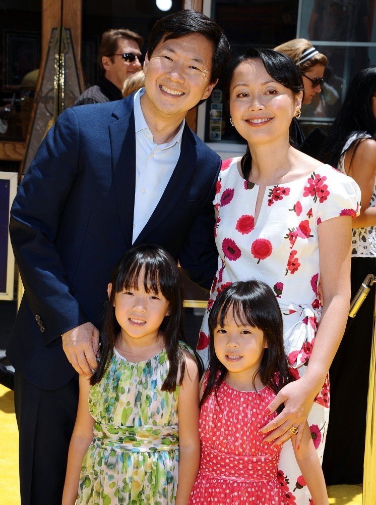 "Ken Jeong Photos Photos - ""Despicable Me 2"" Premiere - Zimbio"