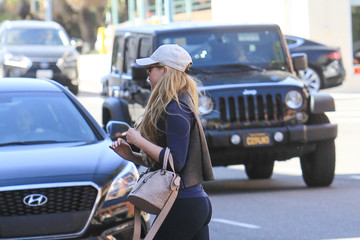 Devon Aoki Devon Aoki Goes Shopping With A Friend In Beverly Hills