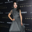 Diana Bang Celebrities Attend the Asian American Awards Unforgettable Gala