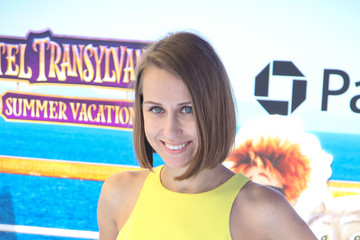Diana Marks World Premiere Of 'Hotel Transylvania 3: Summer Vacation'
