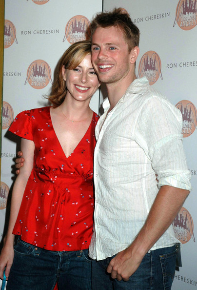 Diane Neal and marcus fitzgerald