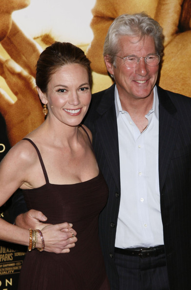 Diane Lane talks ageing in Hollywood and her 'challenging ... |Franco And Diane Lane Richard Gere
