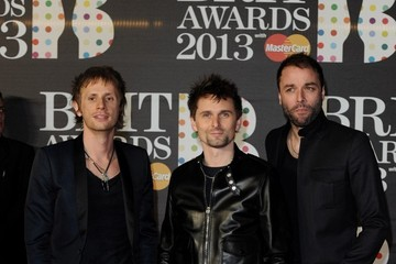 Dominic Howard The BRIT Awards 2013
