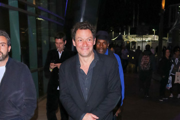 Dominic West Dominic West Arriving At 'Fury vs. Wilder' Fight At The Staples Center