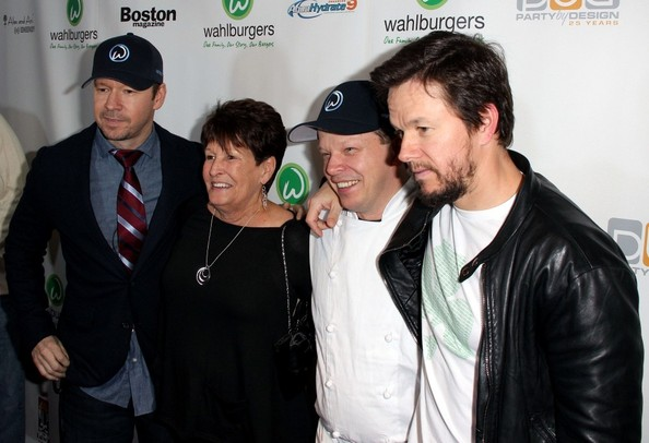 Paul Wahlberg Girlfriend Donnie wahlberg and paul