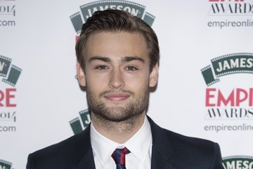 Douglas Booth Arrivals at the Empire Awards