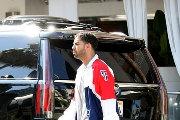 Drake Drake and His Mother in Beverly Hills