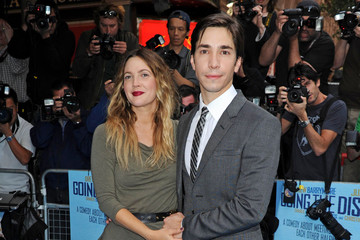 Drew Barrymore Justin Long Drew Barrymore and Justin Long at Their Premiere