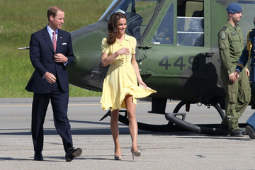 Around the World with Kate Middleton and Prince William