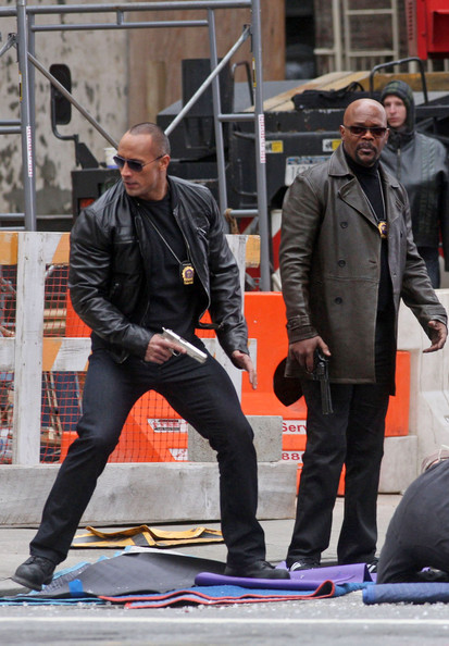 Samuel l jackson dwayne johnson movie