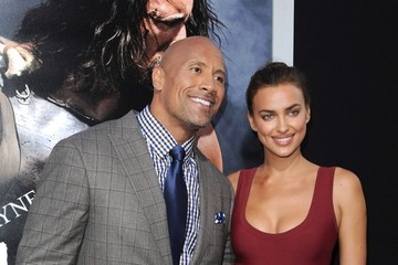 Dwayne Johnson 'Hercules' Premieres in Hollywood