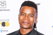 Marque Richardson  is seen attending Ebony Magazine's Ebony's Power 100 Gala at The Beverly Hilton Hotel in Los Angeles, California.