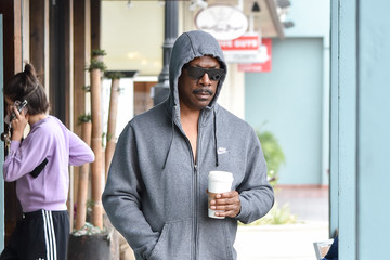 Eddie Murphy Eddie Murphy Tries To Go Incognito In LA