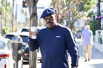 Eddie Murphy Eddie Murphy out and about..
