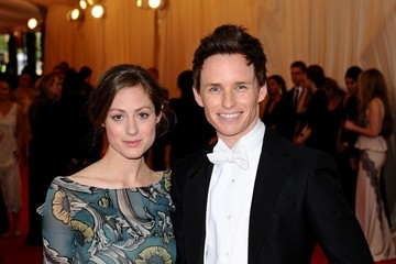 Eddie Redmayne Red Carpet Arrivals at the Met Gala — Part 2