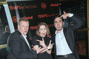 Eden Sher Los Angeles Premiere of 'Temps' at Leammle Ahrya Fine Arts