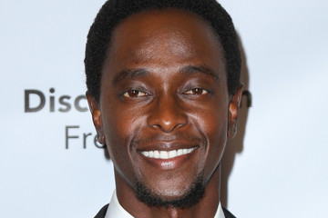 Edi Gathegi Celebrities Are Seen at 'Smash Global IV' at Taglyan Complex