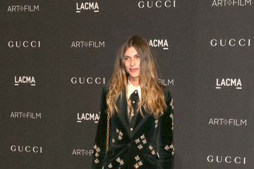 Elisa Sednaoui 2018 LACMA Art Film Gala Honoring Catherine Opie And Guillermo Del Toro Presented By Gucci
