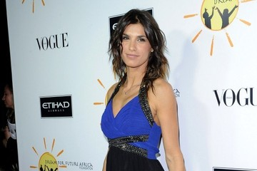 Elisabetta Canalis Stars at the Dream for Future Africa Foundation Gala