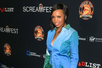 Elise Neal The 'Tragedy Girls' Premiere