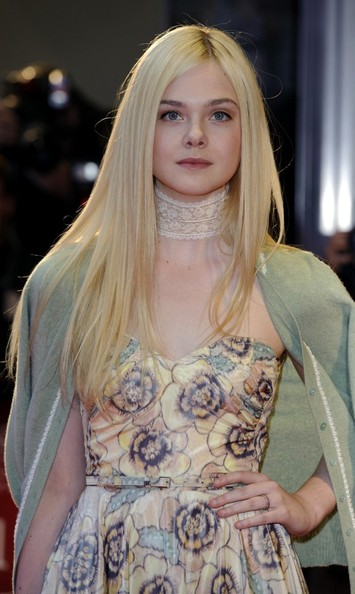 Elle Fanning - 'Ginger and Rosa' at the London Film Festival