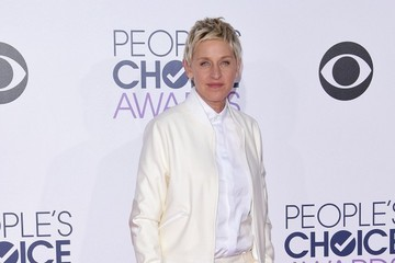Ellen DeGeneres Arrivals at the People's Choice Awards