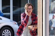 Ellen Page Leaves Lunch
