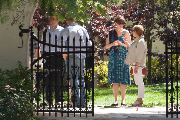 Emily Deschanel home