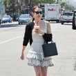 Emma Roberts Emma Roberts Seen In Los Angeles