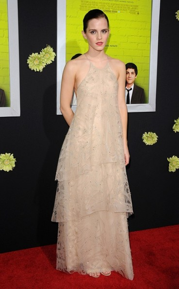Emma Watson - 'The Perks of Being a Wallflower' Premiere