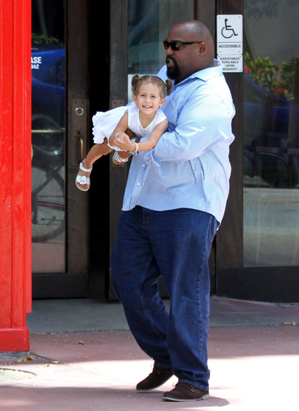 Emme Anthony Photos Photos Jennifer Lopez Out And About