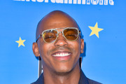 Mehcad Brooks is seen at the Entertainment Weekly Comic-Con Celebration at Float at Hard Rock Hotel in San Diego, California.