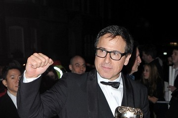 Eric Warren Singer Stars at the BAFTA Afterparty — Part 2