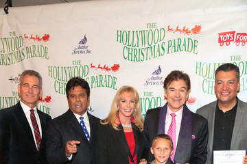 Erik Estrada 86th Annual Hollywood Christmas Parade