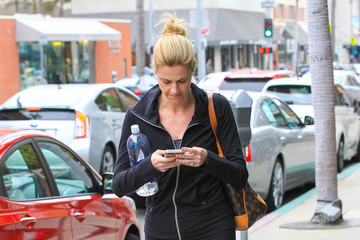 Erin Andrews Erin Andrews Out and About in Beverly Hills