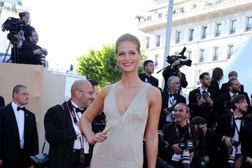 Erin Heatherton 'Behind the Candelabra' Premieres in Cannes