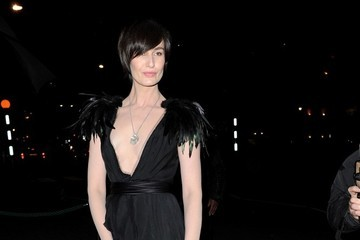 Erin O'Connor Celebs Attend the Chopard Party