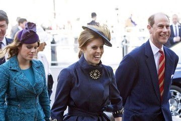 Eugenie Royals celebrate the Queen's Coronation