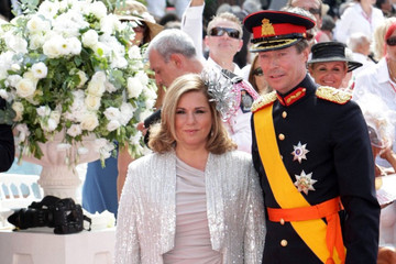 Grand Duchess of Luxembourg European Royal Wedding Guests