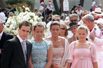 Camille European Royal Wedding Guests