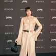 Eva Dolezalova 2018 LACMA Art Film Gala Honoring Catherine Opie And Guillermo Del Toro Presented By Gucci