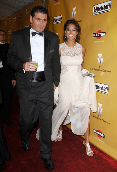 Eva LaRue with her ex-husband Joe Cappuccio