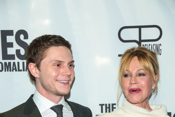 Evan Peters Premiere of Front Row Filmed Entertainment's 'The Pirates of Somalia'