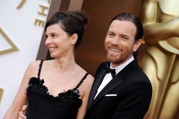 Ewan McGregor Arrivals at the 86th Annual Academy Awards